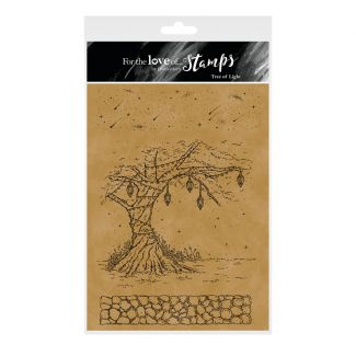 Tree of Light - A5 Stamp Set