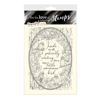 Stamp-a-Card - Nestled in the Branches