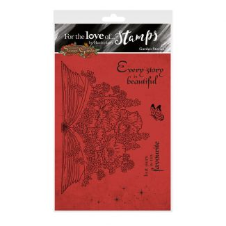 For the Love of Stamps - Garden Stories A6 Stamp Set
