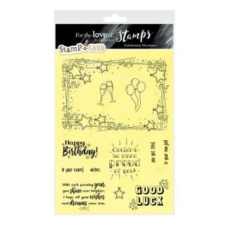 For the Love of Stamps - Celebratory Occasions