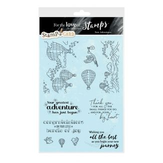 For the Love of Stamps - New Adventures