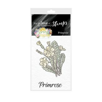 For the Love of Stamps - Mini Stamps - Primrose