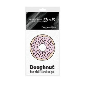 For the Love of Stamps - Doughnut Know