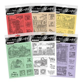 For the Love of Stamps - Winter Delights Ultimate Collection