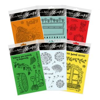 For the Love of Stamps Designer Selection 1 - Complete Collection