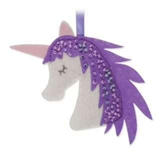 Make Your Own - Felt Unicorn