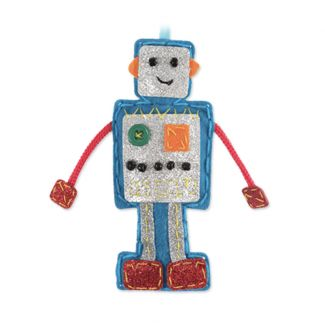 Make Your Own - Felt Robot