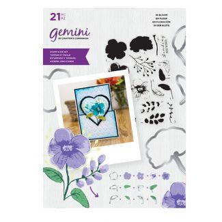 Gemini - Stamp & Die - In Bloom