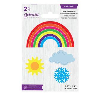 Gemini Die - Elements - Over the Rainbow