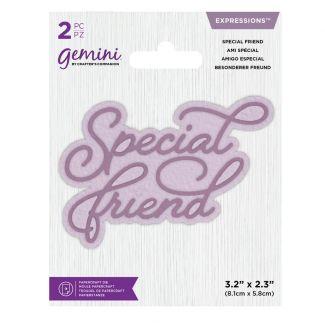 Gemini Die - Expressions - Special Friend