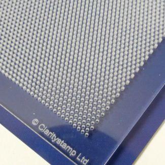 Groovi Grid Piercing Plate - Diagonal
