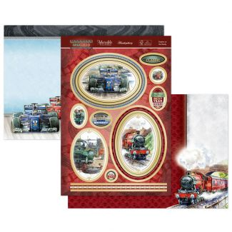Engines at the Ready Luxury Topper Set