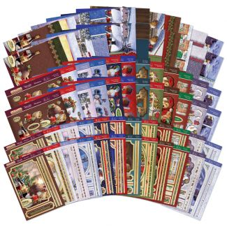 The Joy of Christmas Designer Deco-Large Collection
