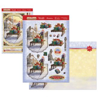 The Joy of Christmas Deco-Large - A Special Delivery