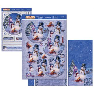 The Joy of Christmas Deco-Large - Family Time