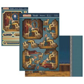 The Joy of Christmas Deco-Large - The Nativity