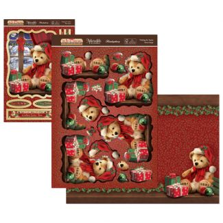 The Joy of Christmas Deco-Large - Waiting For Santa