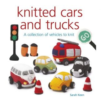 Knitted Cars & Trucks