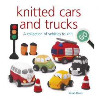 Knitted Cars & Trucks
