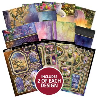 Land of Enchantment Mirri Magic Topper Collection
