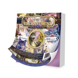"Land of Enchantment 4"" x 4""  Mirri Magic Pad"