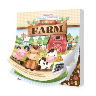 The Square Little Book of On the Farm