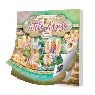 The Square Little Book of Little Angels