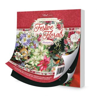 The Square Little Book of Festive Florals
