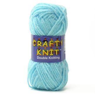 Crafty Knit DK Yarn 25g - Curacao