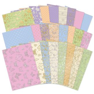 Springtime Colourways Foiled Adorable Scorable Mega-Mix