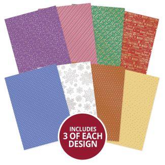 Foiled Matt-tastic Cardstock Selection