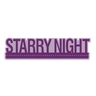 Borderline Starry Night