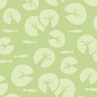 Lily Pad by Debbie Shore - Lily Pads