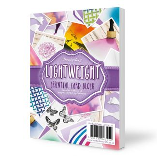 Lightweight Ink Me A5 Cardstock Block