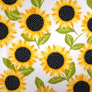 Sunny Bee Collection - Sunflowers (fat quarter)