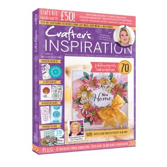 Crafter's Inspiration Magazine - Issue 23