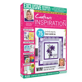 Crafter's Inspiration Magazine - Issue 25