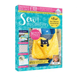 Sew Inspired Magazine - Issue 16