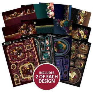 Midnight Botanica Mirri Magic Topper Collection