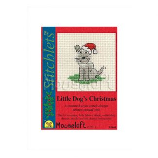 Stitchlets for Christmas - Little Dog's Christmas