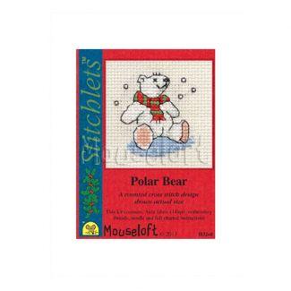 Stitchlets for Christmas - Polar Bear