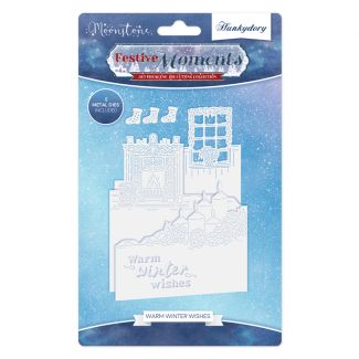 Warm Winter Wishes - Moonstone Die Set