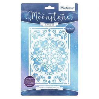Glistening Snowflake Moonstone Die Set