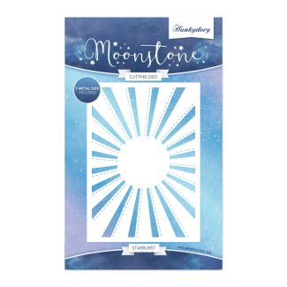 Moonstone Background Dies - Starburst