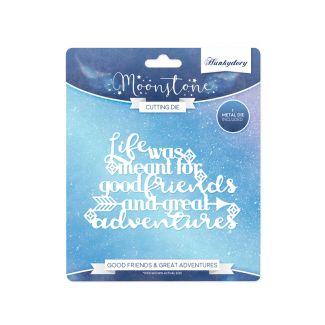Stitch It Trim-a-Tag Hunkydory rrp £9.99 Moonstone Dies MSTONE257