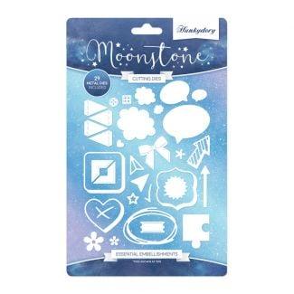 Moonstone Dies - Essential Embellishments