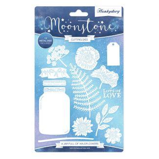 Moonstone Dies - A Jar Full of Wildflowers