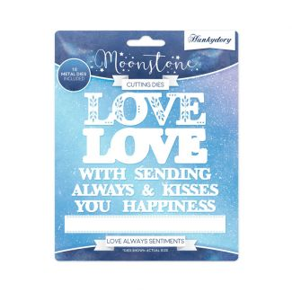 Moonstone Dies - Love Always Sentiments