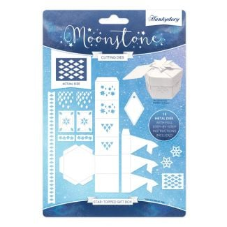Star Topped Gift Box - Moonstone Die Set