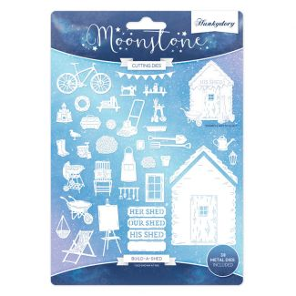 Moonstone Dies - Build-a-Shed